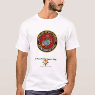 2nd Force Service Support Group T-Shirt