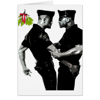 2nd Gay of Christmas Greeting Card