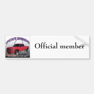 2nd Gen, Official member Car Bumper Sticker