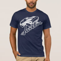 2nd generation AMC Javelin illustration T-Shirt