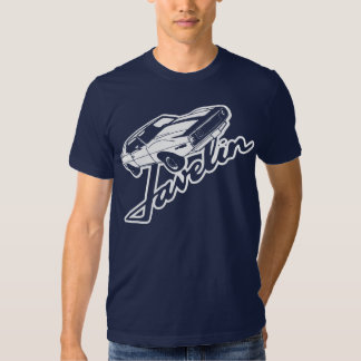 2nd generation AMC Javelin illustration Tee Shirt