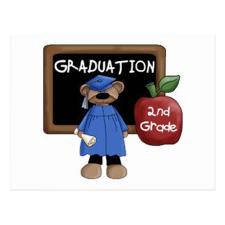 2nd Grade Graduation Postcards