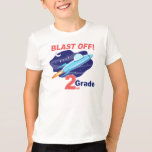 2nd Grade Outer Space T-Shirt