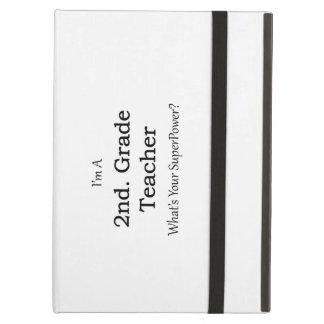 2nd. Grade Teacher Case For iPad Air