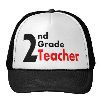 2nd Grade Teacher Trucker Hat