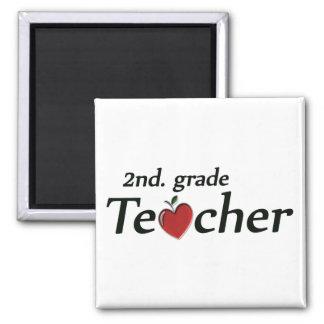2nd. Grade Teacher Magnet