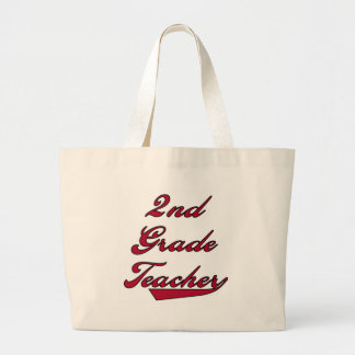 2nd Grade Teacher Red Bags