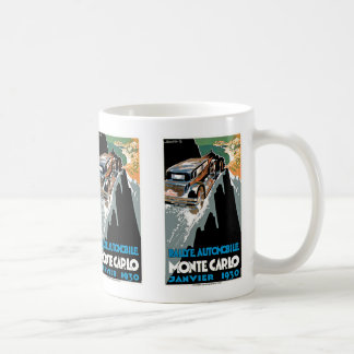 2nd Grand Prix Automobile de Monaco Coffee Mug