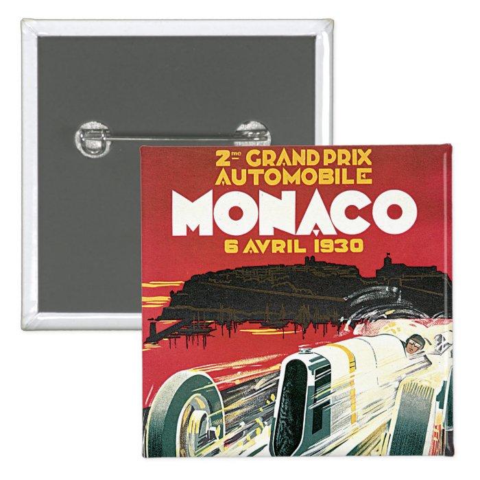 2nd Grand Prix de Monaco Button