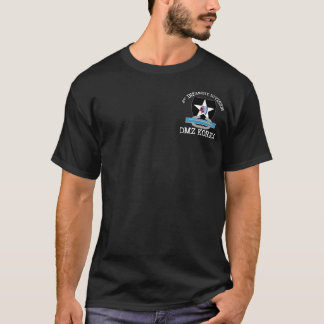 2nd ID DMZ Vet with CIB T-Shirt