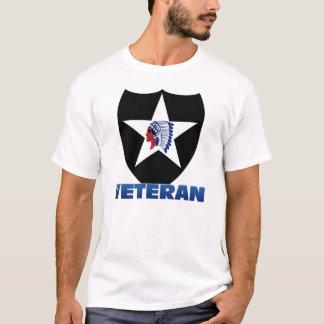 2nd ID Veteran T-Shirt