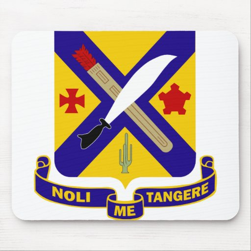 2nd Inf Reg - Vietnam Mouse Pad