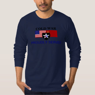 2ND INFANTRY COLD WAR LONG SLEEVE T-SHIRT