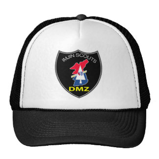 2nd Infantry Division - Imjin Scouts Trucker Hats