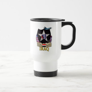 2nd infantry division indianhead veterans iraq vet coffee mugs
