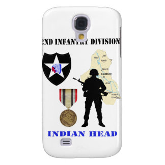 2nd Infantry Division Iraq War Vet IPhone 3 Case