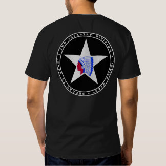 2nd Infantry Division Seal Shirt