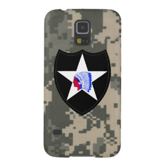 """2nd Infantry Division """"Second to None"""" Galaxy S5 Case"""