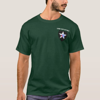 2nd Infantry Division Tee