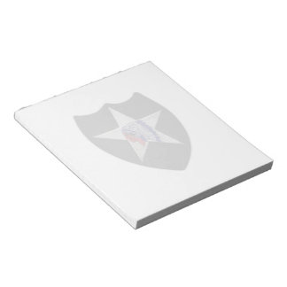 2nd infantry division veterans patch Notepad