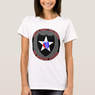 2nd Infantry Girlfriend T-Shirt