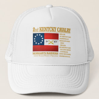 2nd Kentucky Cavalry (BA2) Trucker Hat
