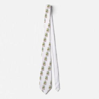 2nd-Line-Dance-4 Neck Tie