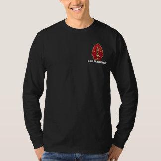 2nd Marine Division Long Sleeve Tee