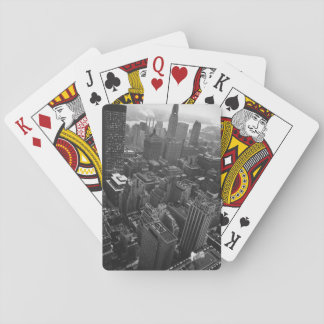 2nd May 1961:  The Chrysler building in New York Card Deck