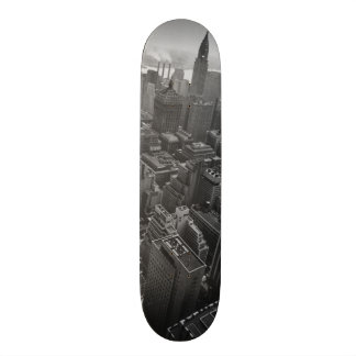 2nd May 1961:  The Chrysler building in New York Skateboard Deck