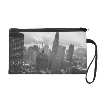 2nd May 1961:  The Chrysler building in New York Wristlet