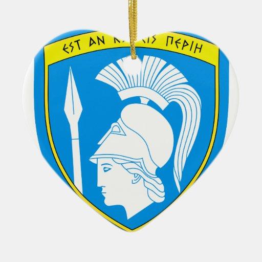 2nd Mechanized Division Emblem Greece Ornament