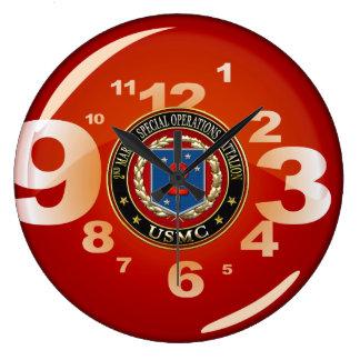 2nd MSOB [3D] Large Clock