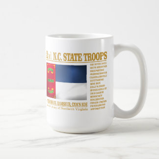 2nd NC State Troops (BA2) Coffee Mug