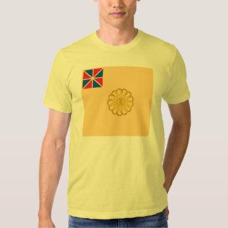 2nd New Hampshire Regiment Flag (1777-1779) Tee Shirt
