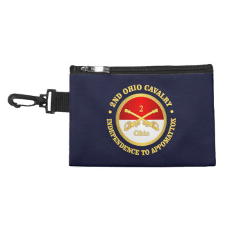 2nd Ohio Cavalry (rd) Accessories Bags