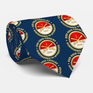 2nd Ohio Cavalry (rd) Tie