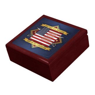2nd Ohio Volunteer Infantry Jewelry Box