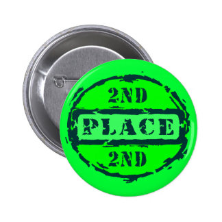 2nd Place Buttons