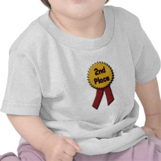 2nd Place Red Ribbon T-shirt