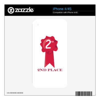 2nd Place Skins For The iPhone 4S