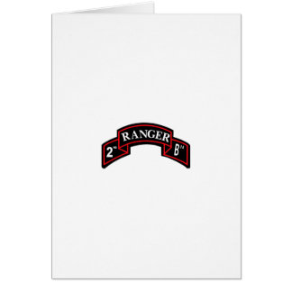 2nd Ranger Battalion - 2ème bataillon de Ranger Carte
