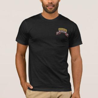 2nd Ranger Bn, Tab, + WWII Diamond T-shirts