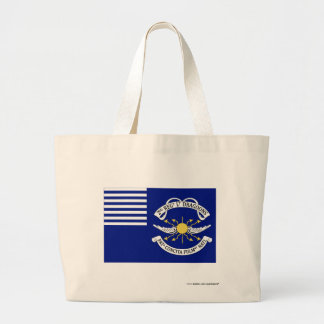 2nd Regt Lt Dragoons Large Tote Bag