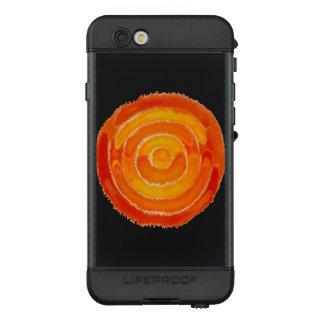 2nd-Sacral Chakra #1 Mixed Media Artwork LifeProof NÜÜD iPhone 6s Case