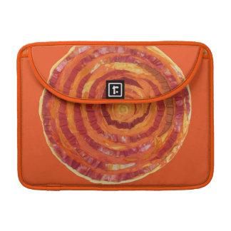 2nd-Sacral Chakra Cleansing Artwork #2 MacBook Pro Sleeve