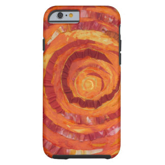 2nd-Sacral Chakra Cleansing Artwork #2 Tough iPhone 6 Case