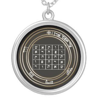 2nd seal of saturn necklaces
