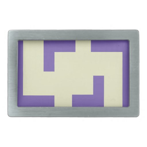 2nd Service CMD Rectangular Belt Buckles