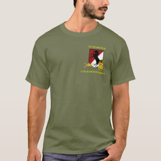 2ND SQUADRON 11TH ARMORED CAVALRY T-SHIRT